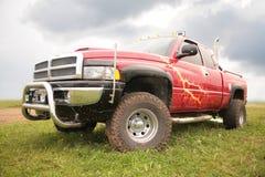 красный цвет выбора вверх Стоковая Фотография RF