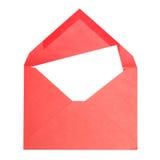 красный цвет габарита Стоковая Фотография