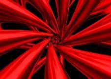 красный цвет глаза Стоковые Изображения RF