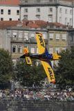 красный цвет гонки Португалии быка воздуха 2009 Стоковые Фотографии RF