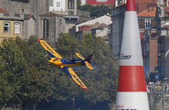 красный цвет гонки Португалии быка воздуха 2009 Стоковые Фото