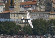 красный цвет гонки Португалии быка воздуха 2009 Стоковая Фотография RF