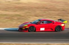 красный цвет гонщика Стоковое Изображение RF