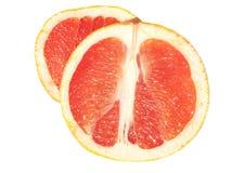 красный цвет грейпфрута Стоковое фото RF