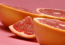 красный цвет грейпфрута Стоковая Фотография RF