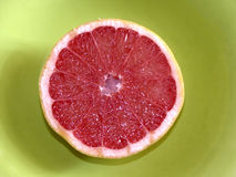 красный цвет грейпфрута Стоковые Изображения RF