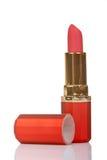 красный цвет губной помады Стоковое Изображение RF