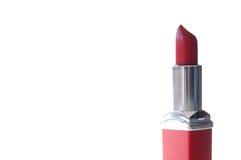 красный цвет губной помады Стоковые Фото