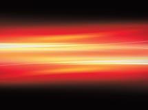 красный цвет движения предпосылки Стоковые Фото