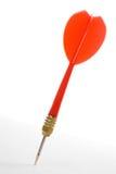 красный цвет дротика Стоковые Изображения RF