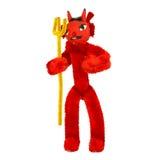 красный цвет дьявола Стоковое фото RF