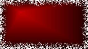 Красный цвет засаживает обои Стоковое Изображение RF