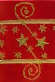 красный цвет золота Стоковое Изображение RF