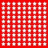 Красный цвет играет главные роли предпосылка Иллюстрация вектора