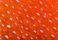 красный цвет икры Стоковое Изображение RF