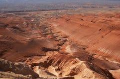 красный цвет каньона Стоковые Фото