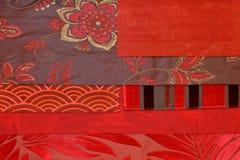 красный цвет картины Стоковое Изображение