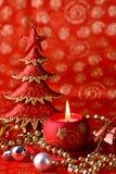 красный цвет карточки shinny стоковые фотографии rf