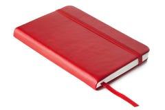 красный цвет книги стоковая фотография