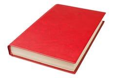 Красный цвет книги Стоковое Изображение