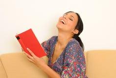 красный цвет книги Стоковые Фотографии RF