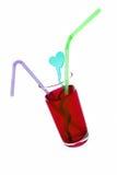 красный цвет коктеила Стоковая Фотография RF