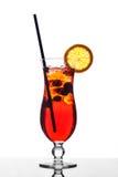 красный цвет коктеила померанцовый Стоковая Фотография RF