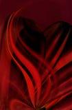 красный цвет конструкции предпосылки Стоковая Фотография RF