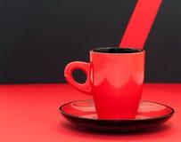 красный цвет кофе Стоковое фото RF