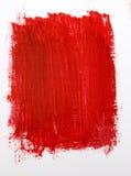 красный цвет краски предпосылки Стоковые Фотографии RF