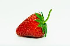 Красный цвет клубники плодоовощ. Стоковые Изображения RF