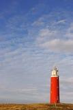 красный цвет маяка Стоковые Изображения RF