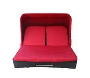 красный цвет мебели Стоковая Фотография RF