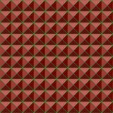 Красный цвет обивает безшовную предпосылку текстуры Стоковые Фотографии RF