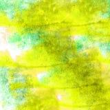 Красный цвет обоев avant-предохранителя современного искусства, желтый Стоковые Изображения RF