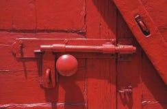 красный цвет оборудования Стоковая Фотография RF