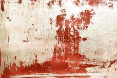 красный цвет доски старый стоковая фотография
