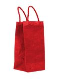 красный цвет пакета Стоковое Изображение