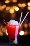 красный цвет перца коктеила Стоковые Изображения RF