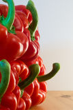 красный цвет перца колокола Стоковая Фотография RF