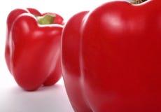 красный цвет перца стоковое фото rf