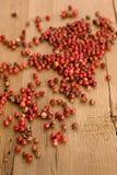красный цвет перца Стоковые Изображения