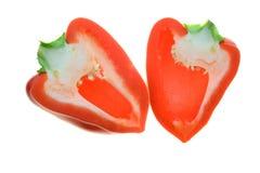 красный цвет перца Стоковое Изображение RF