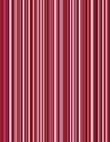 красный цвет пинстрайпа предпосылки Стоковая Фотография
