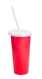 красный цвет питья Стоковое Изображение RF