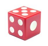 красный цвет плашек Стоковая Фотография RF