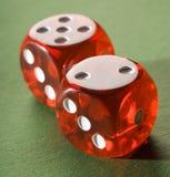 красный цвет плашек Стоковое Фото