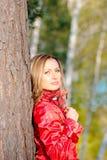красный цвет повелительницы Стоковые Фото