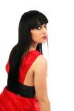 красный цвет повелительницы Стоковое фото RF