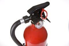 красный цвет пожара гасителя Стоковое Фото